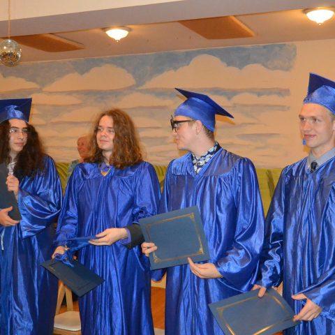 Belle Meade School's 2017 graduates
